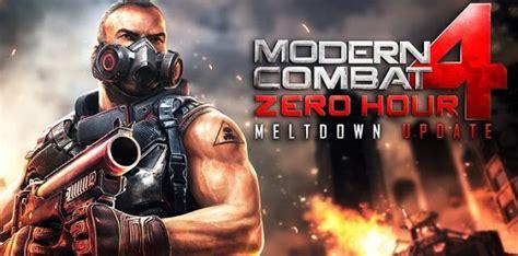 modern combat 5 apk obb modern combat 4 zero hour v1 2 2e apk obb data fps android kurossen