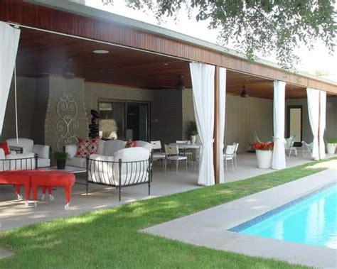 mosquito solutions backyard 100 ambientes e espa 231 os decorados cortinas de tecido