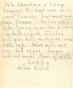 Helen keller project some of keller s writing