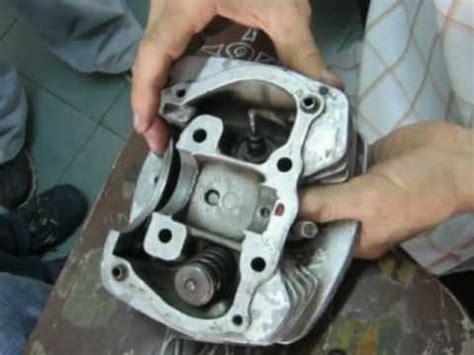 Knalpot Tsukigi Wave 110 cambio de retenes y v 225 lvulas cilindro