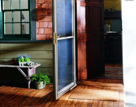 andersen door with screen andersen screen and doors c l ward