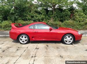 1996 Toyota Supra Turbo For Sale Used Toyota Supra Cars For Sale With Pistonheads