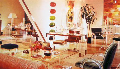 Julie Jones Interiors by Charles Hollis Jones Mr Lucite Design Yumdesign Yum