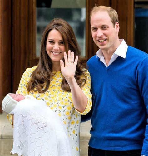 prince william kate middleton take princess charlotte royal baby kate william name daughter charlotte