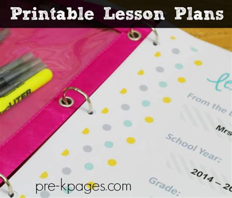 free preschool at home lesson plans home design and style