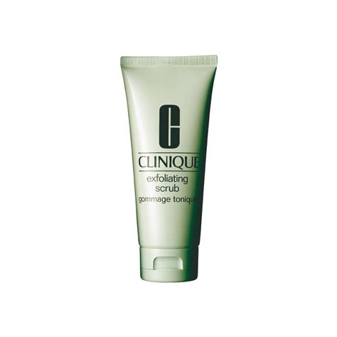 Scrub Clinique clinique exfoliating scrub 100ml jarrold norwich