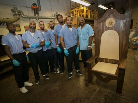 meet the philadelphia inmates the pope s chair