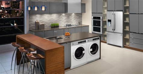 kitchen washer compact laundry machines perfect for apartments with