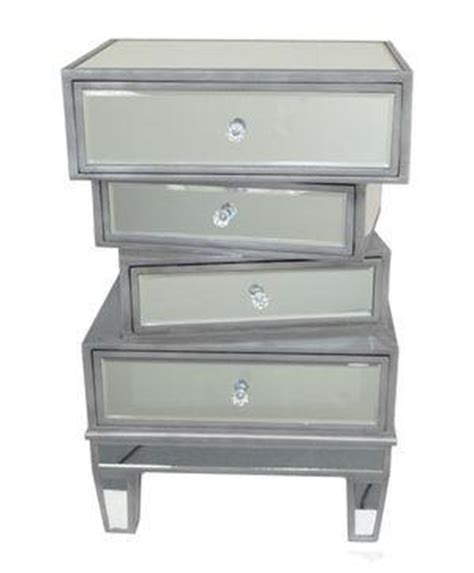 accent table with drawers mirrored accent table with drawers katy furniture