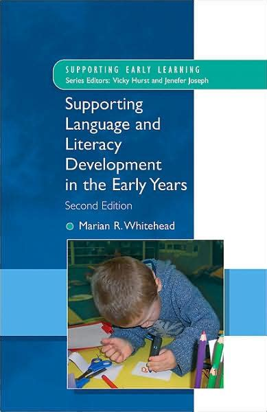 libro developing language and literacy supporting language and literacy development in the early years edition 2 by marian whitehead