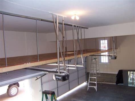 Garage Loft Shelving Home Improvement Free Estimates Hvac Plumbing