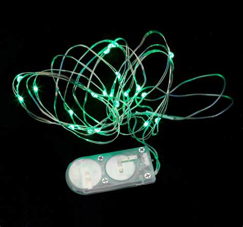 Greensubmersible String Light 20 Micro Led 3 Pcs Micro Led Light String