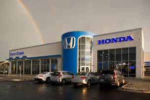 Honda Dealership In Honda Dealership Showcases Signature Design Clad In Alucobond