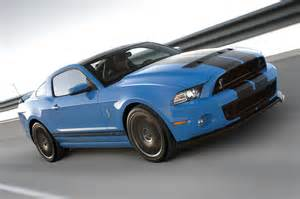 2013 Ford Mustang Gt500 The 2013 Shelby Gt500 S Official Top Speed 202 Mph