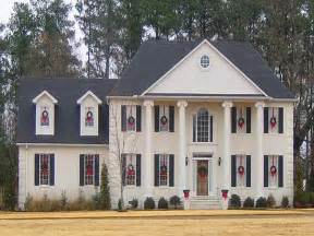 Colonial Style House Plans by Colonial Style House Interior Studio Design Gallery