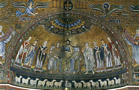the early christian basilica decoding early christian symbols how to read mosaics in italy