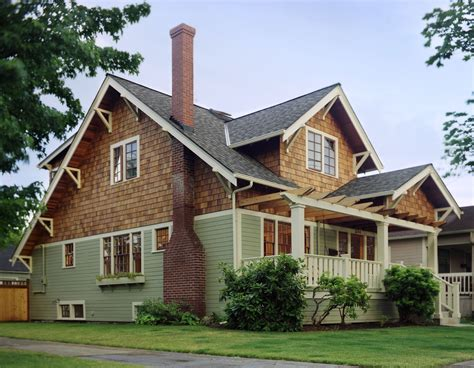 craftsmans homes pacific northwest architecture craftsman style house not