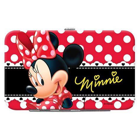 Tokyo Disneyland Minnie Id Card Holder sweet minnie credit card id holder checks in the mail
