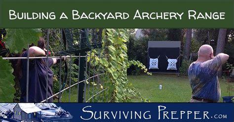 backyard bow 1000 ideas about archery range on pinterest archery