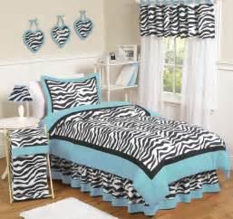 turquoise blue black zebra print jojo