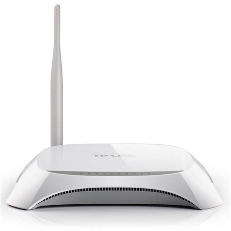Router Wifi Usb Tp Link tp link tl mr3220 router 3g 4g usb wifi 11n pccomponentes