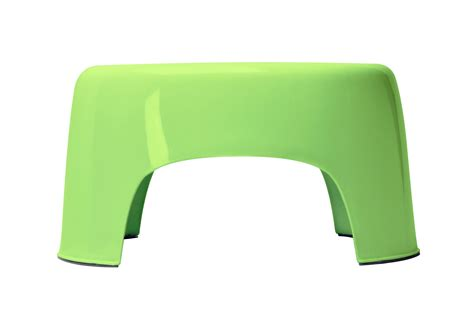kids bathroom stool kids step stool for bathroom stool front green2