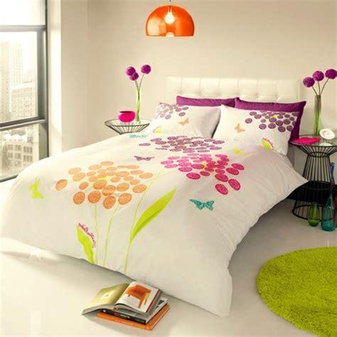 niedliche schlafzimmer moderne bettw 228 sche f 252 r ein exklusives schlafzimmer