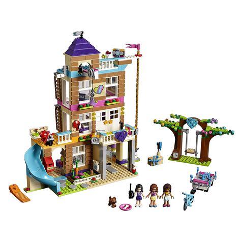 Lego Friends Arina lego 41340 friends freundschaftshaus