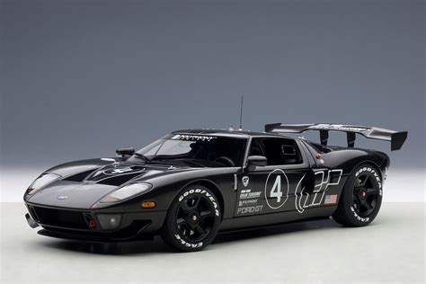 ford gt lm autoart ford gt lm spec ii test car carbon fiber livery