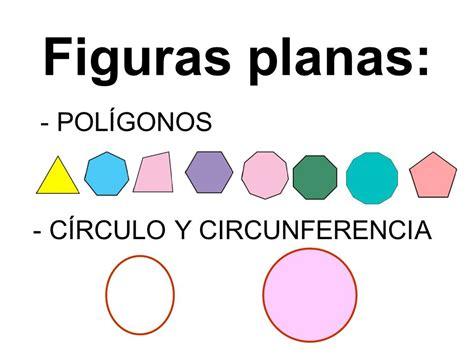 figuras geometricas y sus lados figuras planas pol 205 gonos c 205 rculo y circunferencia