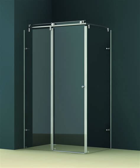 Sliding Frameless Glass Shower Doors Frameless Sliding Glass Shower Doors Install Home Ideas Collection Frameless Sliding