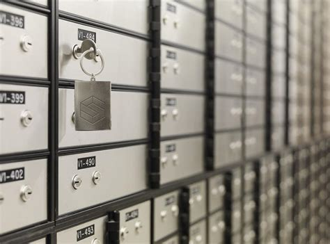 Safety Deposit Box safety deposit boxes sentinel vaults and goldcore special offer goldcore gold bullion dealer