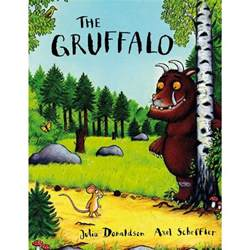 the gruffalo paperback book the gift experience