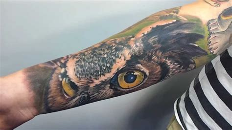 owl tattoo matt jordan daily design inspiration owl tattoos ice cream creatives