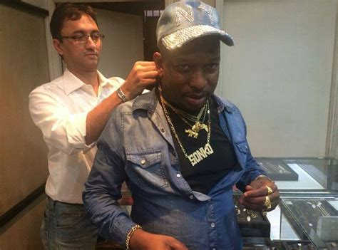 images of mike sonko check out mike sonko s ksh 3 million gold chain naibuzz