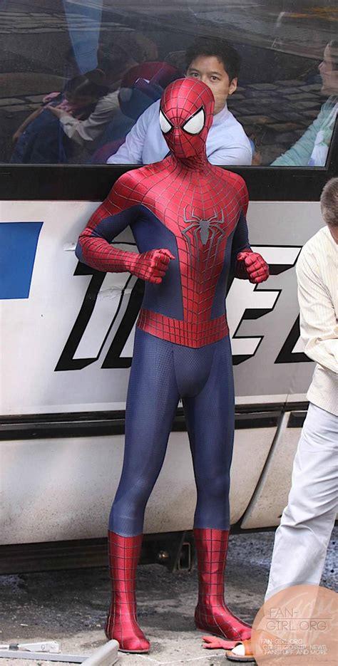 amazing spider man  set