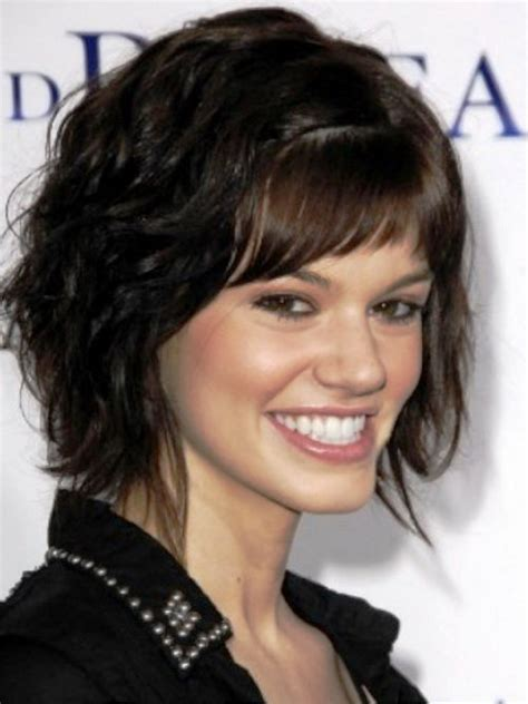 haircuts thick hair pictures of medium hairstyles for women with thick hair