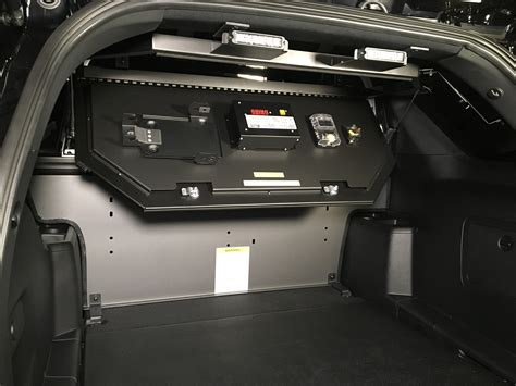 loft electronics tray trunk storage products lund industries