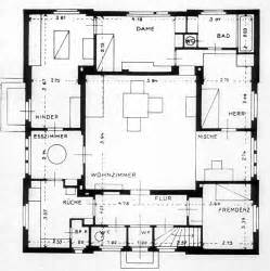 How To Make Floor Plans by A Prototypal House At The Bauhaus The Haus Am Horn By