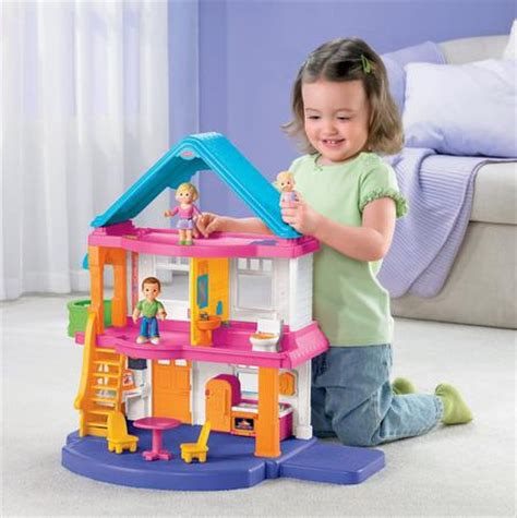 dollhouse 2 year best dollhouse for toddler from age 2 4