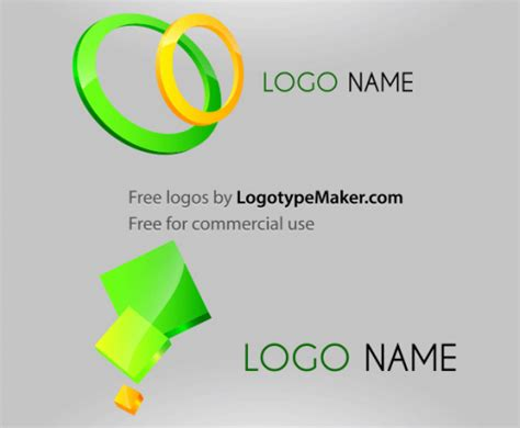 free 3d logo design free download vector eps free