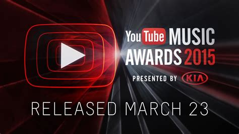 youtube music announcing the youtube music awards 2015 show youtube