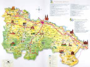 louisiana attractions map la rioja tourist map images frompo