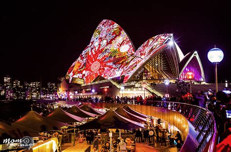new year festival sydney 2016 sydney light festival 2016