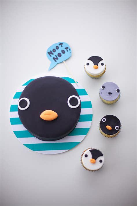 noot noot pingu cake cupcakes coco cake land