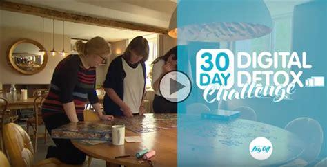 30 Day Digital Detox by Day 5 30 Day Digital Detox Challenge Digital Detox