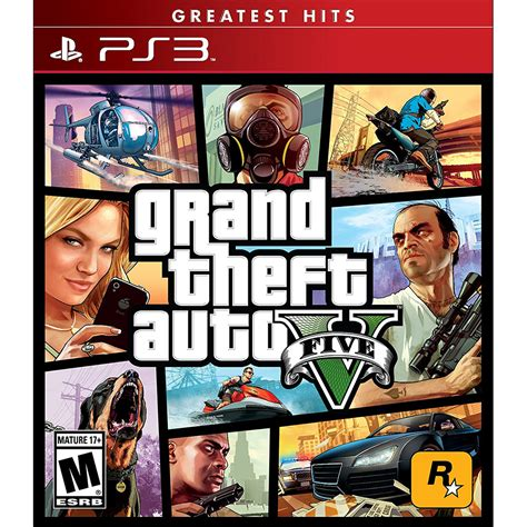 Grand Theft Auto 5 grand theft auto v playstation 3
