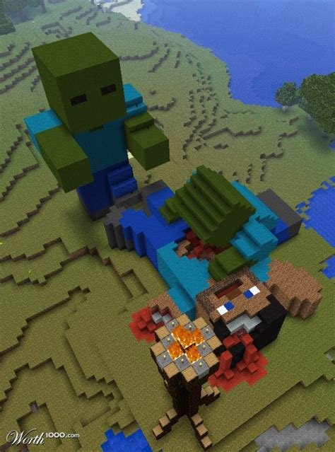awesome minecraft creations 20 awesome minecraft build pictures technobuffalo diy and crafts