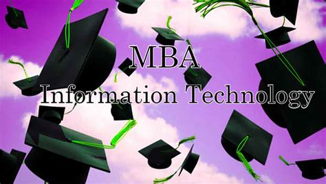 Mba In Information Technology It by Mba In Information Technology Course Admission Fee Scope