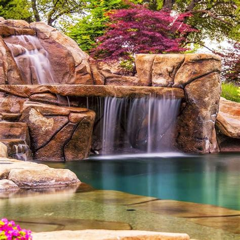great waterfall  wallpaper android apps  google play